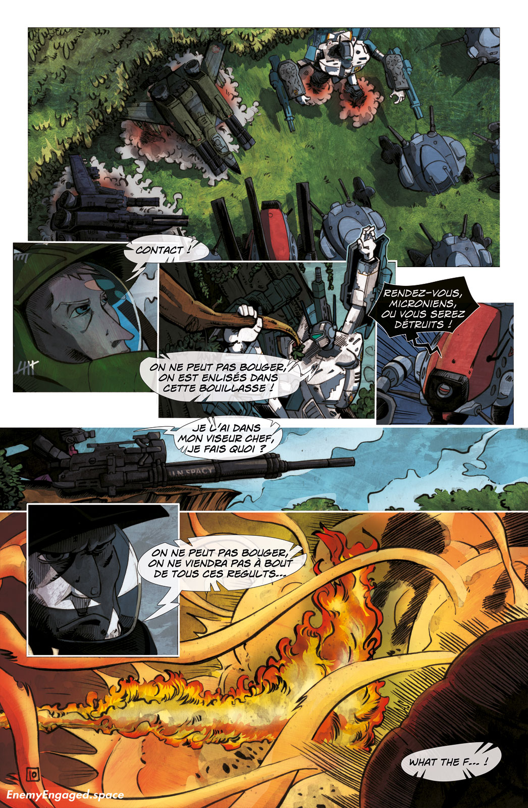 #001 : Destroid Apocalypse – 10
