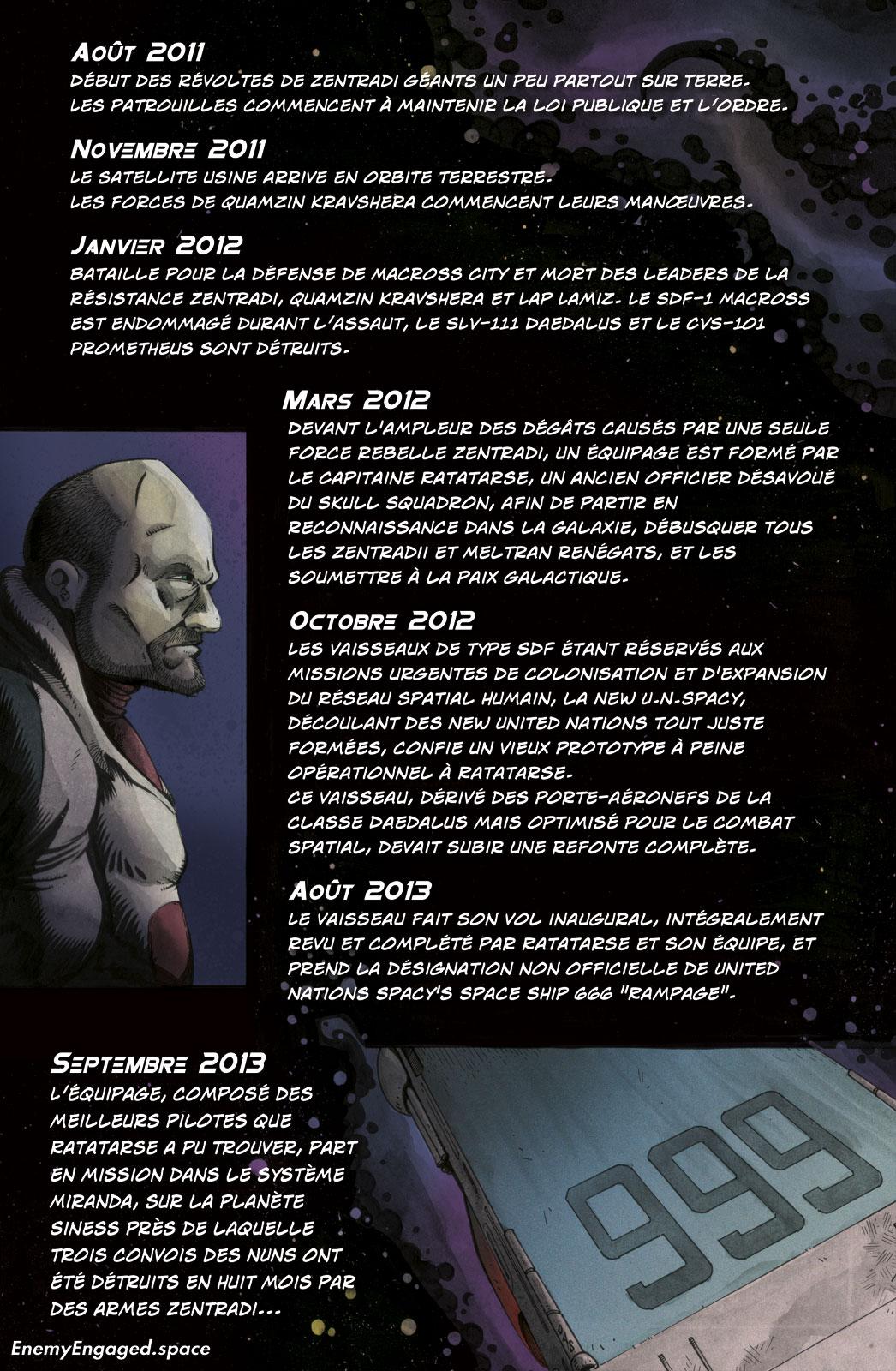 #001 : Destroid Apocalypse – prologue