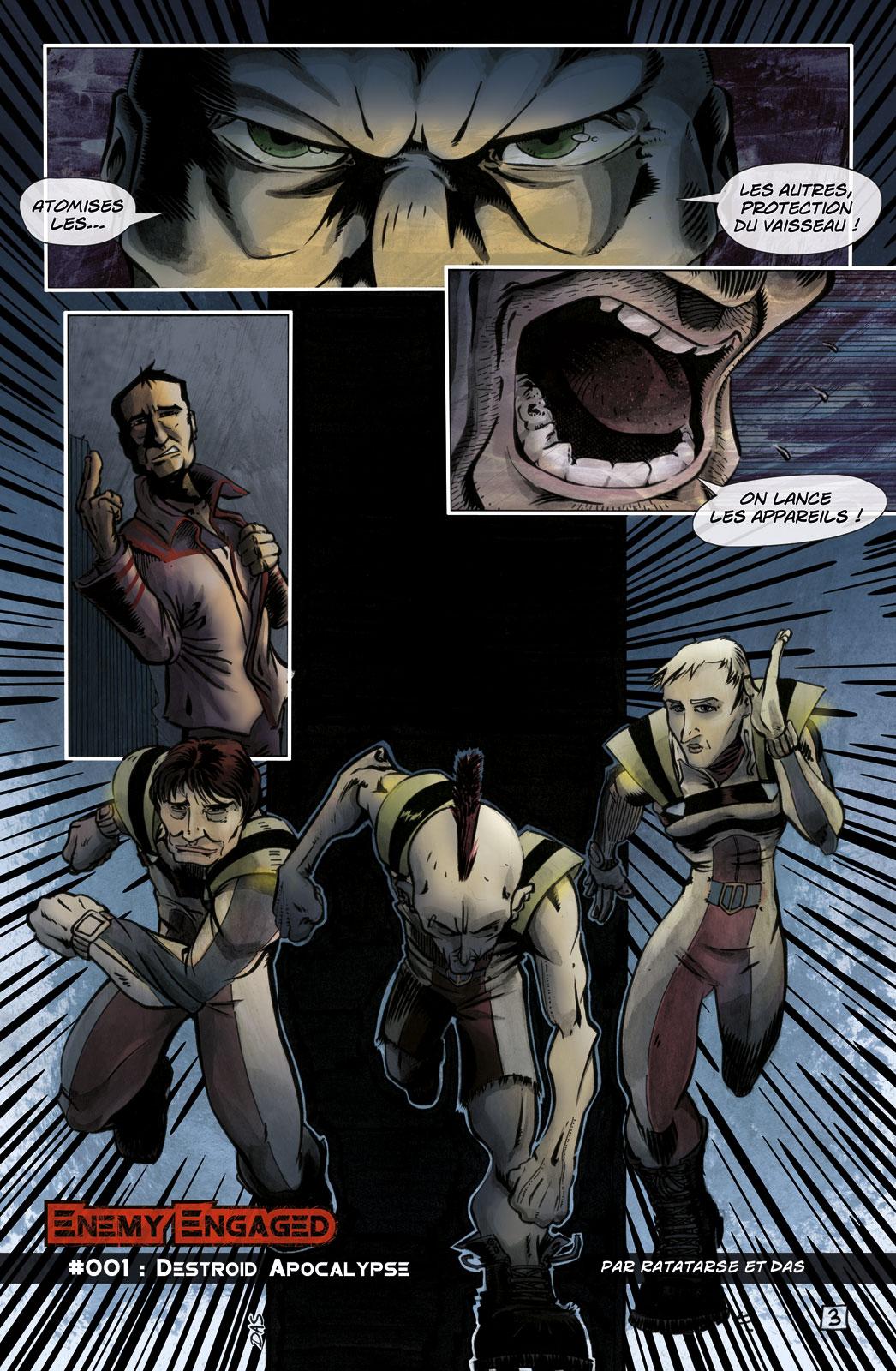 #001 : Destroid Apocalypse – 03